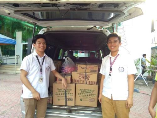 Marawi Donation